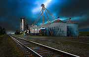 Conway Feed Mill / Conway, WA.