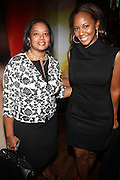 l to r: Lynn McDaniels and Ashely Gray at The Celebration of the Return of The Soul Train Awards and the Premiere of Centric Presents: 2009 Soul Train Awards held at La Pomme on Octobert 19, 2009. Terrence Jennings/Retna, Ltd