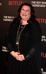 February 19, 2019 - London, United Kingdom of Great Britain and Northern Ireland - Alexa Fogel arriving at the UK premiere of 'The Boy Who Harnessed The Wind' at Ham Yard Hotel on February 19, 2019 in London, England  (Credit Image: © Famous/Ace Pictures via ZUMA Press)