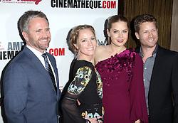 31st Annual American Cinematheque Awards Gala. 10 Nov 2017 Pictured: Amy Adams, AnnaMarie Adams, Eddie Adams. Photo credit: Jaxon / MEGA TheMegaAgency.com +1 888 505 6342