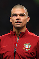 Pepe of Portugal - Argentina vs. Portugal - International Friendly - Old Trafford - Manchester - 18/11/2014 Pic Philip Oldham/Sportimage