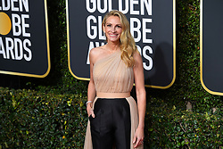 January 6, 2019 - Los Angeles, California, U.S. - Julia Roberts during red carpet arrivals for the 76th Annual Golden Globe Awards at The Beverly Hilton Hotel. (Credit Image: © Kevin Sullivan via ZUMA Wire)