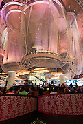 Interiors Photography: Chandelier Bar at Cosmopolitan Hotel, Casino & Resorts, Las Vegas, Nevada, USA