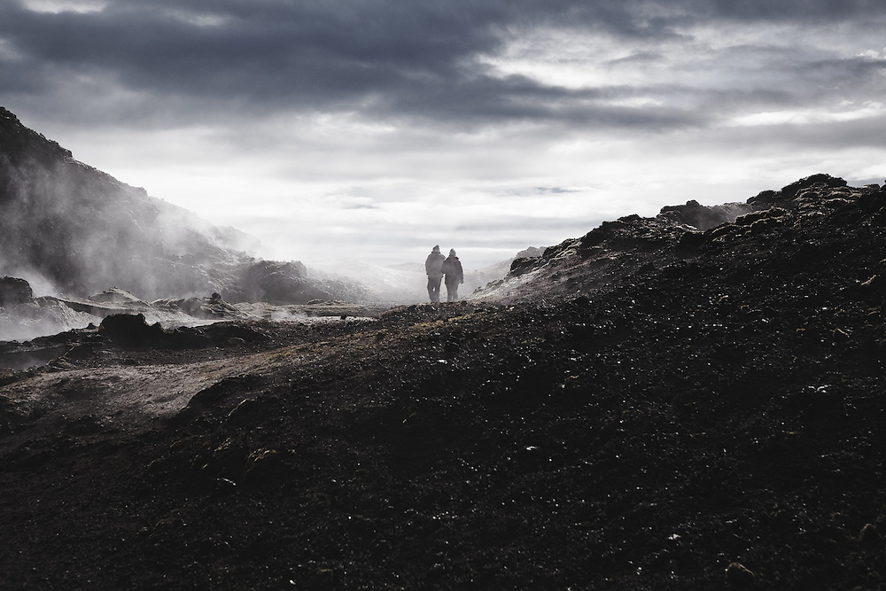 Lava field IV (Krafla)