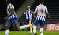 Fabio Vieira of Porto in action during the Portuguese League (Liga NOS) match between FC Porto and Maritimo at Estadio do Dragao, Porto, Portugal on 3 October 2020.