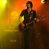 Kav performing live at the Summer Sundae Weekender 2009, De Montfort Hall, Leicester, Leicestershire, UK, 2009-08-15