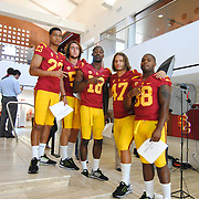 USC Football Picture Day 2014