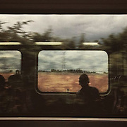 Frame in a frame. #prag #praha #prague #czechrepublic #train #window #light #shadow #silhoutte #public #transport #lysanadlabem #lysa