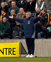 Photo: Jed Wee.<br />Hull v Aston Villa. The FA Cup. 07/01/2006.<br />Hull manager Peter Taylor.