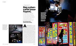 m, le monde magazine, France