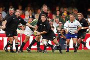 Mark Hammett, New Zealand All Blacks v South Africa, Tri-Nations, international test match rugby union. ABSA Stadium, Durban, South Africa. 10 August 2002. © Copyright photo: www.photosport.nz