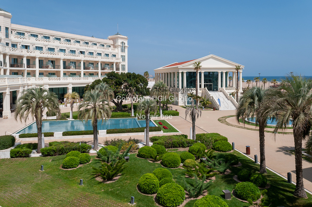 Espagne, Valence, quartier maritime, hôtel et spa Las Arenas// Spain, Valencia, Maritime district, resort hotel and spas Las Arenas