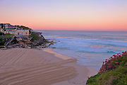 Late afternoon, Tamarama Beach, Sydney, Australia