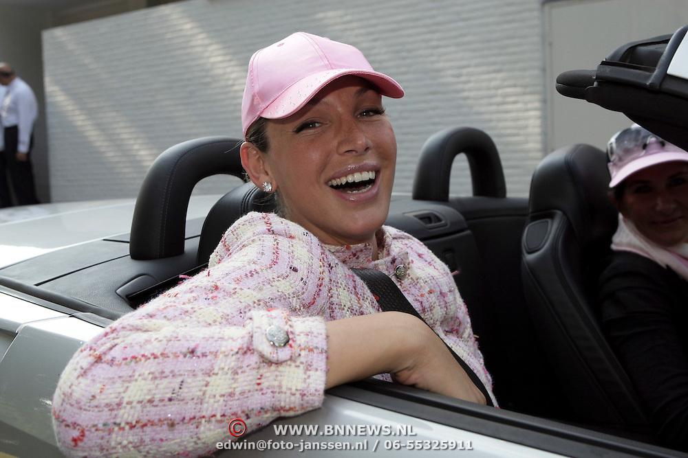 NLD/Amsterdam/20080910 - Beau Monde Rally 2008, kelly van der Veer