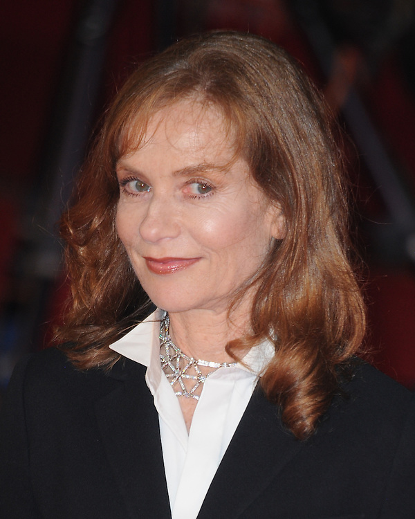 """Isabelle Huppert attends the premiere of """"Mon pire cauchemar"""" during the 6th International Rome Film Festival..October 30, 2011, Rome, Italy.Picture: Catchlight Media / Featureflash"""