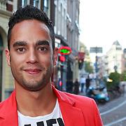 NLD/Amsterdam/20110630 - Uitreiking Jackie's Bachelor List 2011, Freek Bartels