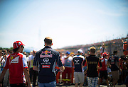 Hungarian Grand Prix 2013<br /> our best selection from Award winning Photographer Darren Heath.<br /> Drivers Parade<br /> ©Darren Heath/Exclusivepix