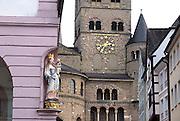 Duitsland, Trier, 21-10-2013Stad in de Eifel met rijke romeinse geschiedenis. De kathedraal, kerk.bezienswaardigheid,attractie,trekpleister,monument,landmarkFoto: Flip Franssen/Hollandse Hoogte
