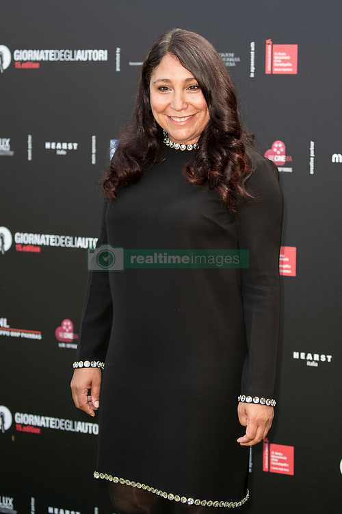 Haifaa Al-Mansour attends 'MIU MIU Women's Tales' photocall during the 75th Venice Film Festival at Sala Casino on September 2, 2018 in Venice, Italy. Photo by Marco Piovanotto/Abacapress.com