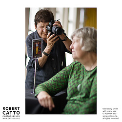 Photographers Ans Westra, Marti Friedlander, Anne Noble and Laurence Aberhart talk about their work during the New Zealand International Arts Festival 2008 in Wellington.