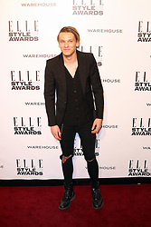 © Licensed to London News Pictures. 18/02/2014, UK. Jamie Campbell Bower, ELLE Style Awards, One Embankment, London UK, 18 February 2014. Photo credit : Richard Goldschmidt/Piqtured/LNP