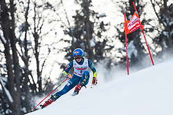 Mikaela Shiffrin (USA) during the Ladies' Giant Slalom at 57th Golden Fox event at Audi FIS Ski World Cup 2020/21, on January 17, 2021 in Podkoren, Kranjska Gora, Slovenia. Photo by Vid Ponikvar / Sportida