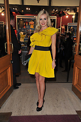 KATHERINE JENKINS at the opening night of Totem by Cirque du Soleil held at The Royal Albert Hall, London on 5th January 2011.