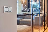 Villa in Ridderkerk, The Netherlands, for Gira <br /> designed by Z-wonen, interior by linda lagrand interiordesign<br /> <br />  Gira , KNX