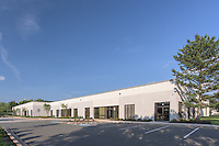Exterior photo of Mercantile 95 Office Park in White Marsh MD by Jeffrey Sauers of Commercial Photographics, Architectural Photo Artistry in Washington DC, Virginia to Florida and PA to New England