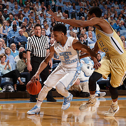 2016-01-02 Georgia Tech at North Carolina Tar Heels basketball
