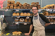 French trained chef Kevin Mathieson at Art-Is-In Bakery - 250 City Centre Ave. #112 in Ottawa