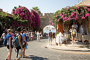Rhodes town, Rhodes, Greece