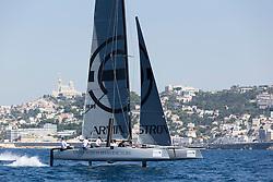 First day of MARSEILLE ONE DESIGN 2014, 11-09-2014 (11 September - 14 September 2014). Marseille  - France.