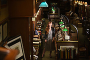MANHATTAN, NEW YORK, OCTOBER 24, 2018 Director Marielle Heller is seen at Argosy Book Store in Manhattan, NY. Heller directed Can You Ever Forgive Me? starring Melissa McCarthy as a down on her luck author who turns to forging famous literary letters to earn a buck. 10/24/2018