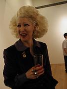 'Pinky' Ellen Cantor: Crazy Treasure Hunt, Anne Faggionato,<br />© Copyright Photograph by Dafydd Jones 66 Stockwell Park Rd. London SW9 0DA Tel 020 7733 0108 www.dafjones.com