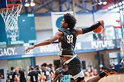 ST. LOUIS, MO June 8, 2018 - Nike Elite 100.   Richard Springs 2020 #93 of PSA Cardinals soars to basket. <br /> NOTE TO USER: Mandatory Copyright Notice: Photo by Jon Lopez / Nike