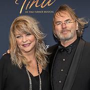 NLD/Utrecht/20200209 - Start inloop Tina Turner musical, Manuela Kemp en partner Tjerk Lammers
