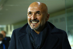 January 5, 2018 - Florence, Italy - Luciano Spalletti of Internazionale  during the serie A match between ACF Fiorentina and FC Internazionale at Stadio Artemio Franchi on January 5, 2018 in Florence, Italy. (Credit Image: © Matteo Ciambelli/NurPhoto via ZUMA Press)