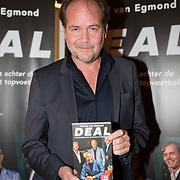 NLD/Scheveningen/20171107 - Boekpresentatie Deal, Michel van Egmond