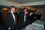 ED SALVESON; JACK INGLEBY, Game & Wildlife Conservation Trust's Ball. Savoy Hotel. London. 6 November 2013.