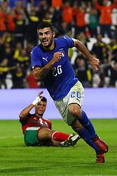 PATRICK CUTRONE<br /> CALCIO AMICHEVOLE ITALIA - MAROCCO U21