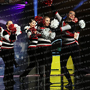 4093_JC Dance and Cheer Academy - JC Dance and Cheer Academy JC Glitter Red