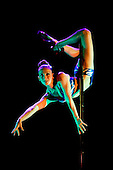 Competition Pole Dance