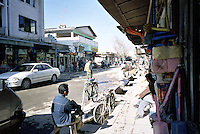 From Chicken street in Kabul, Afghanistan..