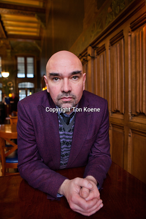 Dutch soap actor Cees Geel