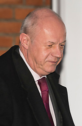 """© Licensed to London News Pictures. 06/12/2017. London, UK. First Secretary of State DAMIAN GREEN seen leaving his London home on December 6, 2017. The findings of an inquiry in to the conduct of MP Damian Green are due to be released, following allegations that """"extreme"""" pornography was found on his computer during a police raid in 2018. Green was already under investigation for allegedly propositioning former Tory activist, Kate Maltby. Photo credit: Ben Cawthra/LNP"""