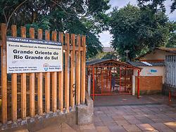 Porto Alegre, Rs 14/01/2019: Intervenção na Escola Municipal de Ensino Fundamental (Emef) Grande Oriente. Foto: Jefferson Bernardes/PMPA