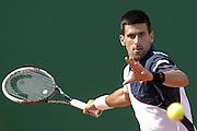 © Filippo Alfero<br /> Monte-Carlo Tennis Masters 2014<br /> Monaco, 17/04/2014<br /> sport tennis<br /> Nella foto: Novak Djokovic