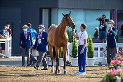 Albarracin Matias, ARG, Cannavaro 9, 301<br /> Olympic Games Tokyo 2021<br /> © Hippo Foto - Dirk Caremans<br /> 31/07/2021