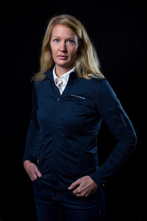 ÖSTERSUND 20210922<br /> Anna Maria Uusitalo - Sportchef<br /> Porträttfotografering - Svenska Skidskytteförbundet<br /> <br /> Foto: Per Danielsson/Projekt.P